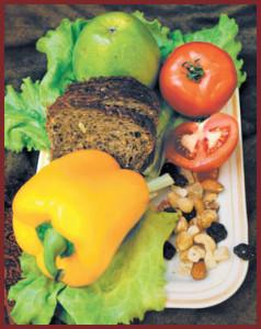 Как сбалансировать питание в пост