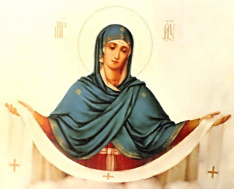Какой была Пресвятая Богородица